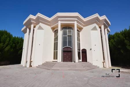 فیلا 5 غرف نوم للايجار في البرشاء، دبي - Huge Garden | Arabic Style 5br | Barsha 3