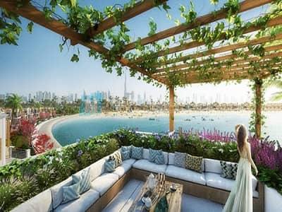 4 Bedroom Townhouse for Sale in Jumeirah, Dubai - Exclusive/Sea and Burj Khalifa View/Genuine Resale