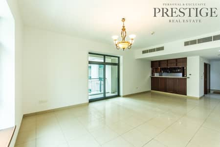 2 Bedroom Flat for Rent in The Views, Dubai - Unfurnished 2BR + Utility Room | Community View