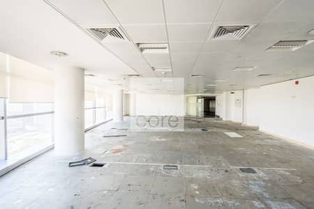 Floor for Rent in Dubai Media City, Dubai - Semi Fitted Full Floor | Prime Location