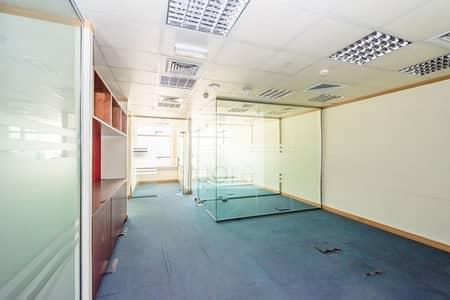 مکتب  للايجار في مدينة دبي للإعلام، دبي - Fitted Office | Freezone | Partitioned