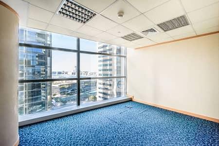 مکتب  للايجار في مدينة دبي للإعلام، دبي - Fitted Unit | Close to Metro | Mid Floor