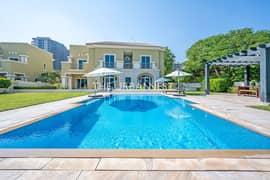 B1 Villa | Fabulous Golf Views | with Pool