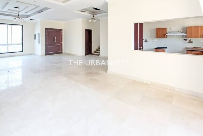 2 Brand New   Vacant   5 Bed Villa with Basement