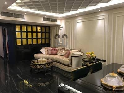 3 Bedroom Villa for Sale in Al Reef, Abu Dhabi - Exclusive | Fully Modified |  Italian Furniture