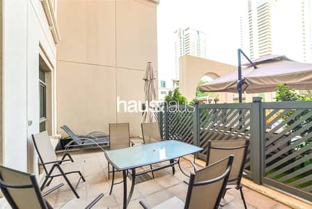 1 Bedroom Flat for Sale in The Views, Dubai - 1 BHK | Private Courtyard | Tenanted | Investment