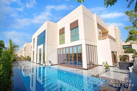 فیلا 5 غرف نوم للبيع في مدينة ميدان، دبي - Upgraded | 5 Bedrooms | Fully Furnished