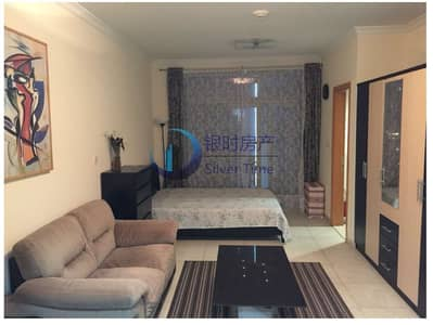 Studio for Rent in Jumeirah Lake Towers (JLT), Dubai - Nicely furnished apartment / Vacant in february