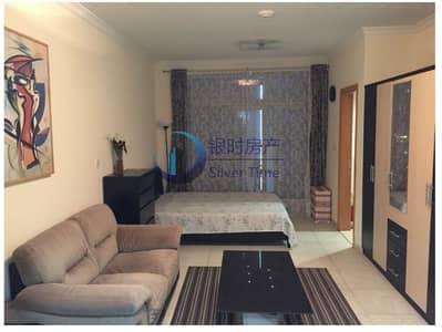 استوديو  للايجار في أبراج بحيرات الجميرا، دبي - Nicely furnished apartment / Vacant in february