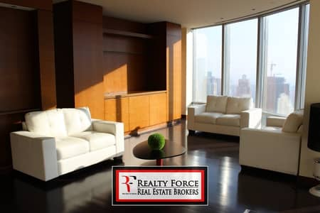 2 Bedroom Apartment for Rent in Downtown Dubai, Dubai - FULL FOUNTAIN VIEW | HIGH FLOOR | 09 SERIES