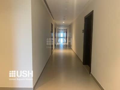 فلیٹ 1 غرفة نوم للبيع في دبي هيلز استيت، دبي - Brand new & Vacant | High floor | City View | RESALE