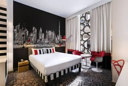 New Hotel! Best Room offer, ibis Styles Dubai Airport (walking distance to GGICO metro, Free WiFi, covered parking)