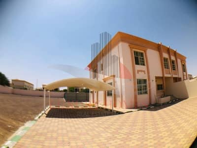 4 Bedroom Villa for Rent in Al Sorooj, Al Ain - Private Entrance Huge Yard Close to Shabahat Plaza