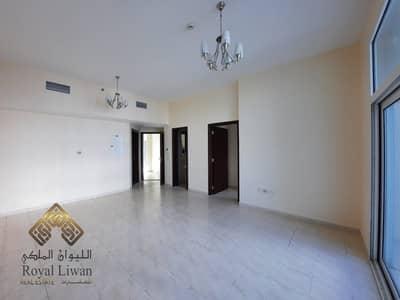 2 Bedroom Apartment for Rent in Barsha Heights (Tecom), Dubai - Al Fahad Tower 2 Tecom (Al Barsha Heights) Huge 2BR Hall for Rent