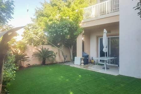 فیلا 4 غرف نوم للايجار في الريف، أبوظبي - Upgraded I Private Corner Garden I Unfurnished