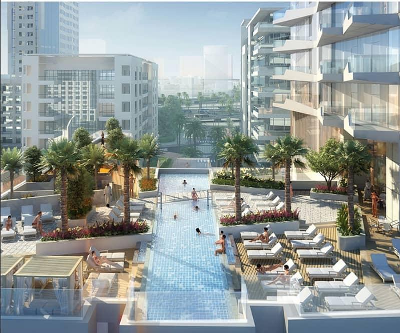 Stella Maris|Dubai Marina|Premium 3-BR Townhouse|Best Price