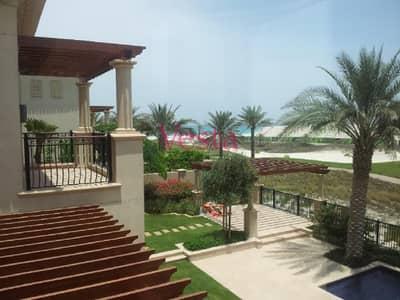 5 Bedroom Villa for Rent in Saadiyat Island, Abu Dhabi - VIP St.Regis villa