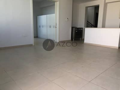 4 Bedroom Townhouse for Sale in Town Square, Dubai - MODERN 4 BR TOWNHOUSE | HUGE PLOT | CORNER UNIT