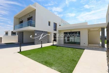 فیلا 6 غرف نوم للايجار في جزيرة ياس، أبوظبي - A Brand New and Family-friendly Type F Villa