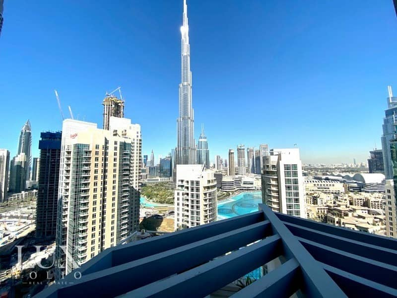 Burj View | Available Now | Large Layout