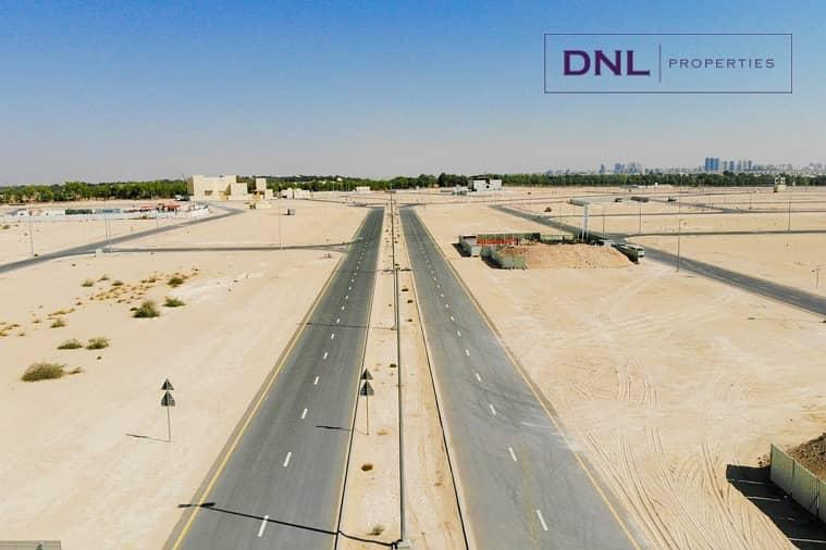 2 CORNER PLOT | Call Your Nad Al Sheba Specialist
