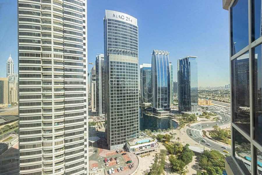 15 FULLY FURNISHED STUDIO FOR RENT JLT DUBAI GATE 1 - WALKING DISNCE FROM METRO