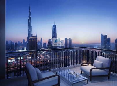 فلیٹ 4 غرف نوم للبيع في وسط مدينة دبي، دبي - GOLDEN OFFER-25/75 PAY IN 3 YEARS+ 100% DLD WAIVED