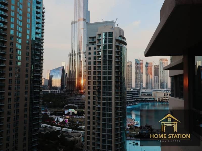 19 Stunning  Burj Khalifa View / Spacious Balcony/ High Floor/
