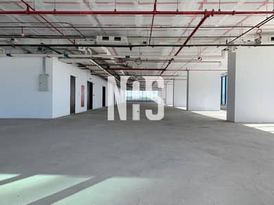 Office for Rent in Al Reem Island, Abu Dhabi - Affordable price for huge area office.
