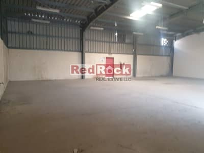 Warehouse for Sale in Al Quoz with 365 Kw Power