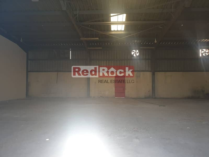 2 Warehouse for Sale in Al Quoz with 365 Kw Power