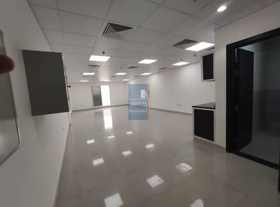 Office for Rent in Jebel Ali, Dubai - BRAND NEW SPACIOUS COMMERCIAL OFFICE UNIT IN AWS FAMILY RESIDENCE BUILDING