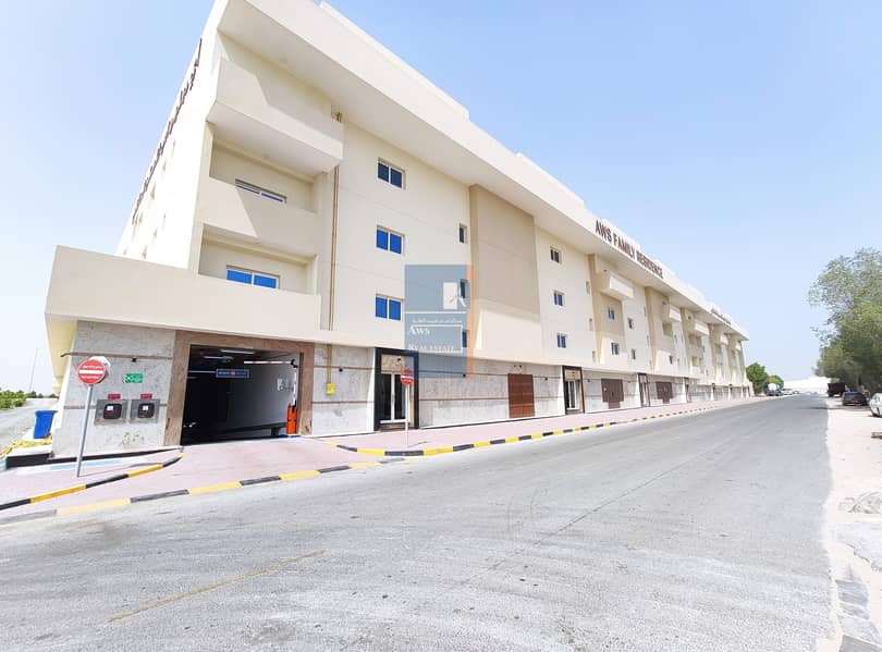2 AVAILABLE BRAND NEW STUDIO UNIT FOR STAFF ACCOMODATION/FAMILY ACCOMODATION/HOTEL ACCOMMODATION in AWS Family Residence
