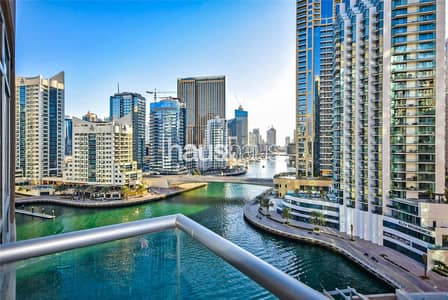 2 Bedroom Apartment for Sale in Dubai Marina, Dubai - Marina View l Vacant on Transfer l Great Condition