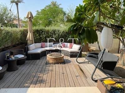 فیلا 3 غرف نوم للايجار في ريم، دبي - Lovely Garden|Single Row|Maids Room|Exclusive| DL