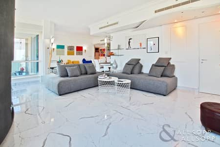 2 Bedroom Flat for Sale in Dubai Marina, Dubai - Exclusive | Vacant | Fully Upgraded 2 Beds