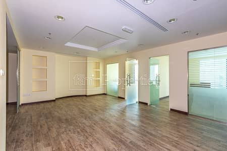 Office for Sale in Business Bay, Dubai - Fitted w/ Partitions | Walking Distance to Metro