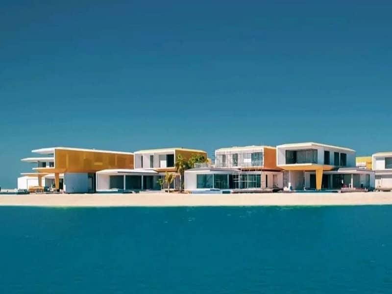 2 Own Luxurious Beach Villa | Ocean View |  Private Beach Plot
