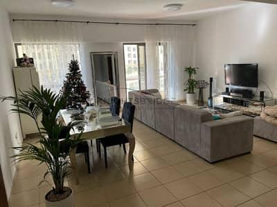 شقة 2 غرفة نوم للبيع في جميرا بيتش ريزيدنس، دبي - Spacious Layout I Garden View   Unfurnished