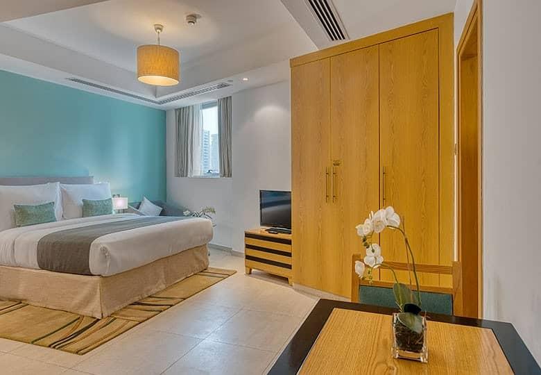 Lavish Hotel Apartment - Fully Furnished