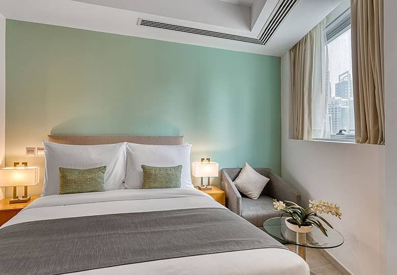 2 Lavish Hotel Apartment - Fully Furnished