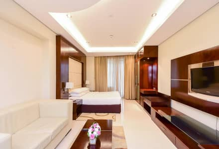 شقة فندقية  للايجار في شارع الشيخ زايد، دبي - Amazing Studio - Hotel Apartment - Fully Furnished