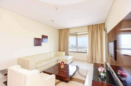 1 Bedroom Hotel Apartment for Rent in Sheikh Zayed Road, Dubai - Amazing One Bedroom - Hotel Apartment - Fully Furnished