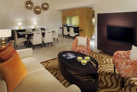 شقة فندقية 3 غرف نوم للايجار في بر دبي، دبي - Lavish Three Bedroom - Hotel Apartment - Fully Furnished