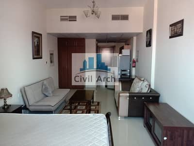 Studio for Rent in Dubai Sports City, Dubai - Large Studio II Furnished II Ready to Move In