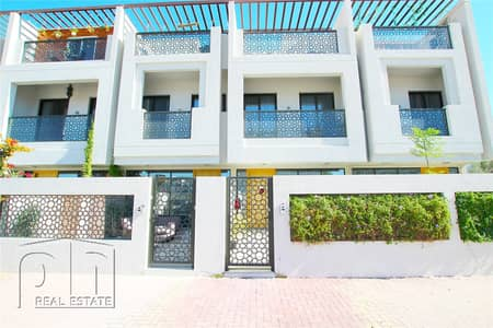 3 Bedroom Townhouse for Sale in Jumeirah Village Circle (JVC), Dubai - 3 Bedroom | Modern Finish | Vacant Soon