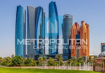 1 Bedroom Flat for Rent in Corniche Road, Abu Dhabi - 0% Commission| Luxury Living| Exceptional Finishes