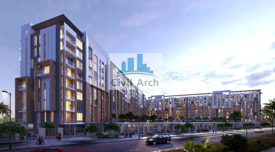 شقة 2 غرفة نوم للبيع في دبي لاند، دبي - GATED COMMUNITY !! 2/BR WITH BALCONY !! HANDOVER IN 2022
