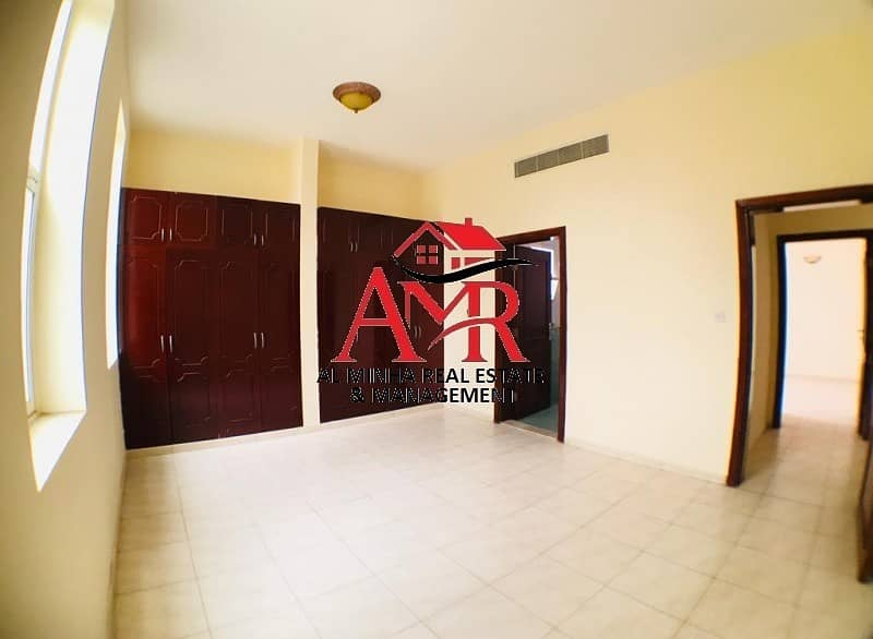 Magnifcient 4 Bedrooms Apt With Wardrobes & Shaded Parking