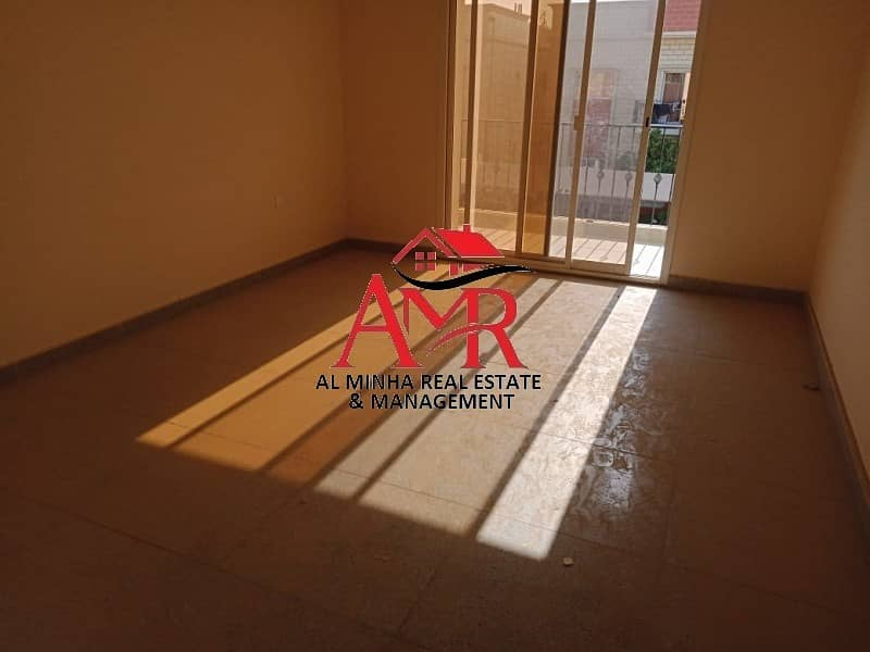13 Spacious 3 Br With Balcony | Pool & Gym | 24/7 Security